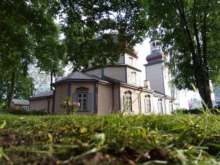 Пожертвование на храм: 300 лет церкви Рождества Пресвятой Богородицы в Таллине