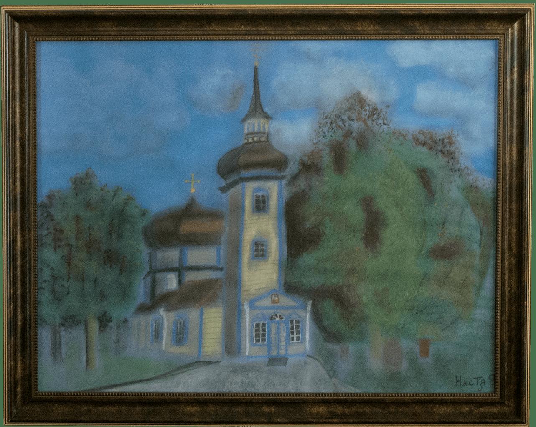 Конкурс рисунков «Храму Рождества Пресвятой Богородицы 300»