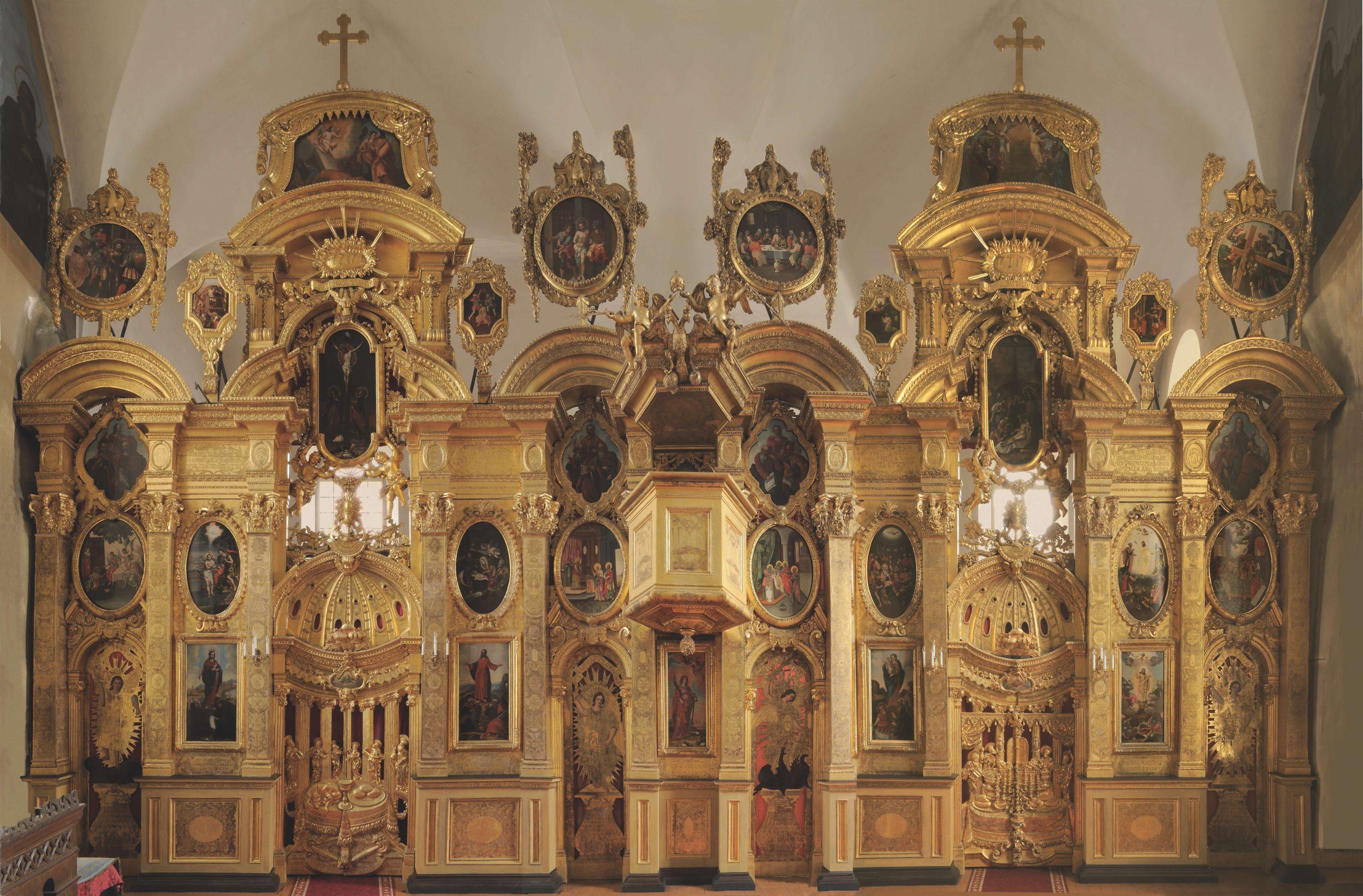 11 сентября в Центре Русской Культуры состоится лекция «Храмы-памятники Петровской эпохи на Эстонской земле»