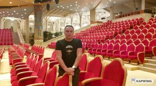 Поздравление с 300-летием храма от Ивана Ильичева